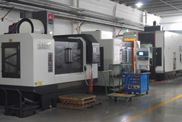5.Four-axis Machining Center